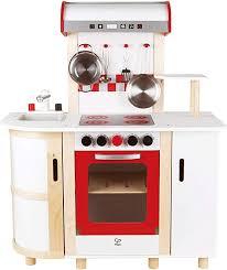 hape all in one küche kinderküche spielküche kochen holz spielzeug koch tafel
