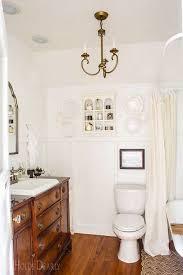 Shabby Chic Master Bathroom Ideas by 1066 Best Farmhouse Bathrooms Images On Pinterest Farmhouse