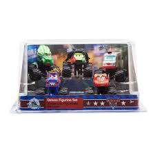 100 Monster Truck Mater Deluxe Figure Set ShopDisney