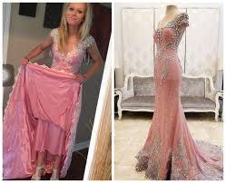 alabama teen ordered dream prom dress received nightmare u0027quilt