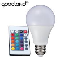new rgb led l 3w 5w 7w e27 rgb led light bulb 110v 220v smd5050