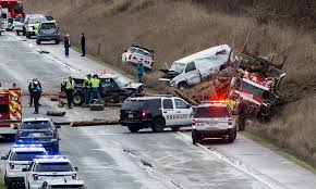 Log Truck And 5 Other Vehicles Crash, Blocking US 2 | HeraldNet.com