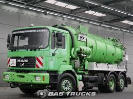 100 Used Vacuum Trucks For Sale At BAS MAN E2000 28364 Pump 6X2 032001