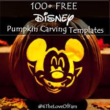 Disney Castle Pumpkin Pattern by 100 Free Disney Halloween Pumpkin Carving Stencil Templates W