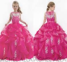 2016 ball gown children u0027s pageant dresses sparkle beading