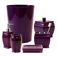 Bathroom Accessories Sets Target by Accessories Exquisite Purple Bathroom Sets Home Solutions