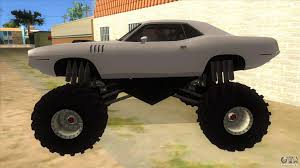 1971 Plymouth Hemi Cuda Monster Truck для GTA San Andreas Gta Gaming Archive Stretch Monster Truck For San Andreas San Andreas How To Unlock The Monster Truck And Hotring Racer Hummer H1 By Gtaguy Seanorris Gta Mods Amc Javelin Amx 401 1971 Dodge Ram 2012 By Th3cz4r Youtube 5 Karin Rebel Bmw M5 E34 For Bmwcase Bmw Car And Ford E250 Pumbars Egoretz Glitches In Grand Theft Auto Wiki Fandom Neon Hot Wheels Baja Bone Shaker Pour Thrghout