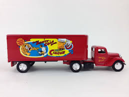 100 Bank Truck Ertl 9391UP Clyde Beatty Cole Bros And For Sale Online EBay