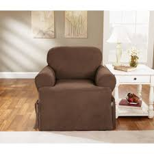 Chair And Ottoman Covers by Sofas Marvelous Chair And Ottoman Slipcovers Slipcover T Cushion