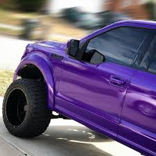 100 Wrapped Trucks Purple Vinyl Truck Is A BigTire Lifted Eye Catcher