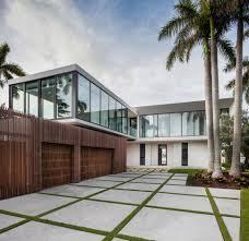 100 Modern Homes In Miami Elegant Beachside House Design In Beach