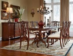 Cherry Grove Classic Antique Pedestal Dining Room Set