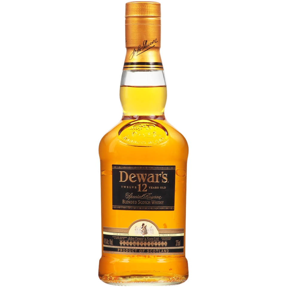 Dewar's Special Reserve Finest Scotch Whisky - 375ml