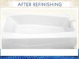 kowalski bathtub refinishing total bathtub refinishing tub