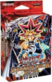 starter deck yugi reloaded unlimited yugioh yu gi oh sealed