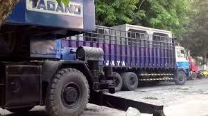 100 Nissan Diesel Truck Tadano YouTube