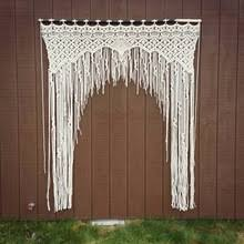 Macrame Door Curtain Macrame Door Curtain Suppliers and