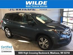 100 Madison Craigslist Cars And Trucks By Owner Honda Pilot For Sale In WI 53711 Autotrader