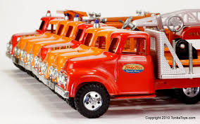 100 Fire Truck Movie Selling Tonka Toys 1957 Tonka Toys Private Label United Van Lines