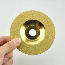 cutting glass tile with saw 1pcs 4 100mm bowl shaped cutting disc ceramic abrasive