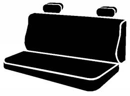 Neo Neoprene Custom Fit Truck Seat Covers, Fia, NP92-28GRAY | Titan ...