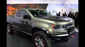 All-New 2016 Chevrolet Colorado ZR2 Concept Pick Up Truck - YouTube New 2018 Chevrolet Colorado 4 Door Pickup In Courtice On U238 2wd Work Truck Crew Cab Fl1073 Z71 4d Extended Near Schaumburg Vehicles For Sale Salem Pinkerton 4wd 1283 Lt At Of Chevy Zr2 Concept Unveiled Los Angeles Auto Show Chevys The Ultimate Offroad Vehicle Madison T80890 Big Updates Midsize Trucks Canyon Twins Receive New V6 Adds Model Medium Duty Info