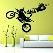 stickers moto cross stickers malin
