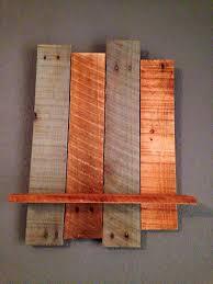 DIY Rustic Pallet Wall Shelf 101 Pallets Wood Pallet Wall Shelves