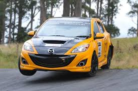 Mazdas Racing Around the World