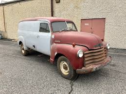 1950 Chevrolet 1-Ton Panel Truck For Sale #103532 | MCG A Garagem Digital De Dan Palatnik The Garage Project 1951 1949 Chevrolet Panel Track Chev 1950 Panal Delivery Van In Melbourne Crevrolet Truck Ii By Thejameswolf On Deviantart Gmc Short Wheelbase Panel Truck Dodge Other For Sale Classiccarscom Cc1117424 1ton Sale 103532 Mcg 40s Something Ford Panel Van Dscn0558 Youtube 3100 For Sale350automaticvery Chevy Shreds Drivebelts Hot Rod Network Ertl Bank Wireless And 50 Similar Items