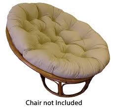 Oversized Papasan Chair Cushion by Amazon Com Cotton Craft Papasan Natural Overstuffed Chair