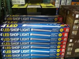 Fluorescent Lights Innovative 4 Ft Fluorescent Shop Light 116