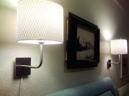 in wall mounted light fixtures plus lighting bedroom with