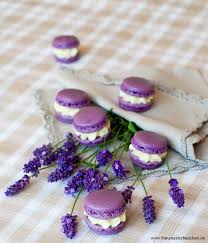 lavendel macarons rezept