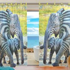New 1Pc Canvas Painting Wall Art No Frame Zebra Stripes Nordic