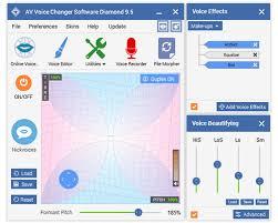 Best Halloween Voice Changer by Voice Changer Software Av Voice Changer Software Diamond New
