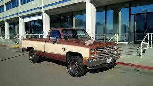 100 1986 Chevy Trucks For Sale K10 Silverado 4x4 NO RESERVE 129K Orig Miles Zero