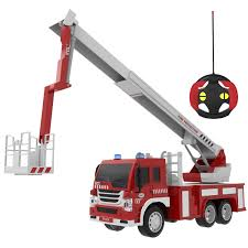 99 How To Draw A Fire Truck Step By Step Mazoncom Ys Remote Control RC Rescue