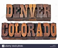 Denver And Colorado