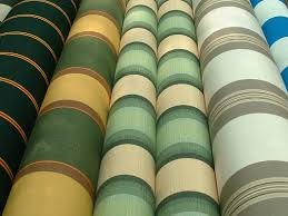 Vintage Awnings: Vintage Style Rope And Pole Trailer Awning Fabric ... Sunbrella Awning Stripe 494800 Sapphire Vintage Bar 46 Fabric 494600 Blacktaupe Fancy Video Of Yellow White 6 5702 Colonnade Juniper 4856 46inch Striped And Marine Outdoor Forest Green Natural 480600 Awnings Porch Valances Home Spun Style This Awning Features Westfield Mushroom Milano Charcoal From Fabricdotcom In The