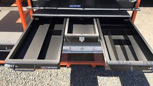 100 Truck Bed Tool Storage Boxes Rimrock Mfg