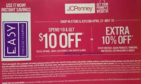 HOT* $10 Off $10 JCPenney Coupon!