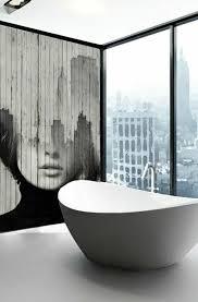 wandtattoo badezimmer für gemütliches ambiente archzine net