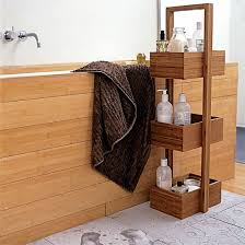 bamboo bath caddy uk picking up your favorite bathroom caddy to keep your stuff in one
