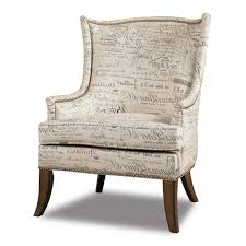 Paris Accent Upholstered Chair Hooker Furniture