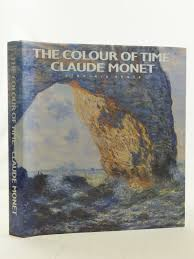 1000 Photo Of THE COLOUR OF TIME CLAUDE MONET Written By Spate Virginia Illustrated Monet