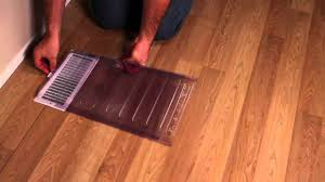 Ceiling Ac Vent Deflectors by Dundas Jafine Installation Extend A Vent Air Deflector Youtube