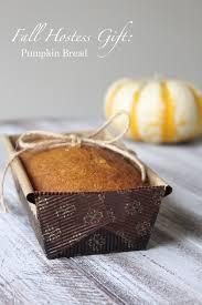 Libbys Pumpkin Bread Recipe Cranberry by Fall Hostess Gift Pumpkin Bread Treats U0026 Trends