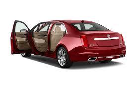 2015 Cadillac CTS Reviews and Rating