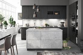 design grifflos förde küchen